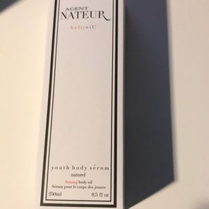 Agent Nateur firming body oil